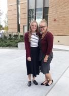 22 Oct 2018 Kara and comp at MTC