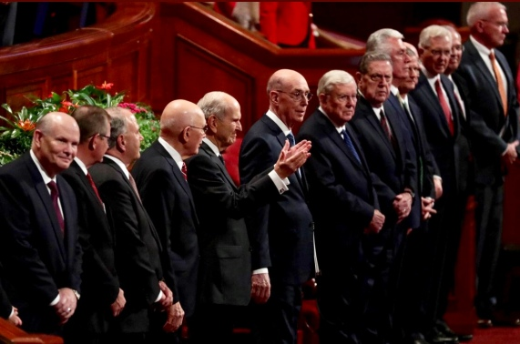 apostles at conference_6Oct2018