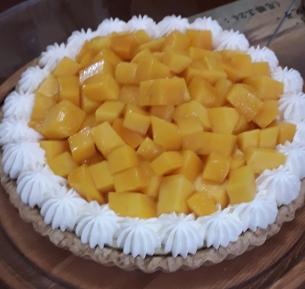 """""""yummy Mango pie"""""""